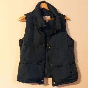 Old Navy blue vest
